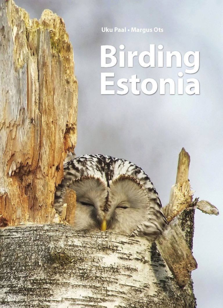 Birding Estonia cover